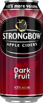 Strongbow Dark Fruit 0,4l plech