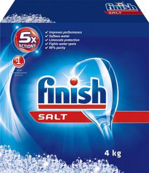 Finish salt - sůl do myčky 4kg