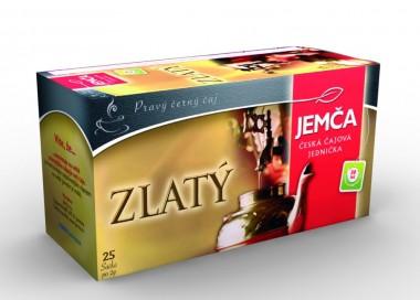 Jemča Zlatý čaj 25x2g