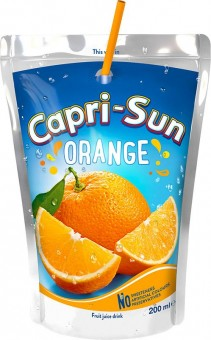 Capri-sun pomeranč 0,2l