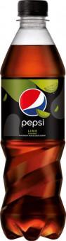 Pepsi lime 0,5l - PET