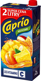 Caprio Plus multivitamin 2l