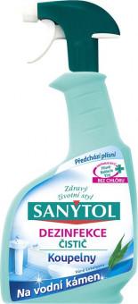 Sanytol dezinfekce koupelny 500ml