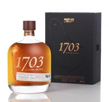 Mount Gay Rum 1703 Mater Selec 0,7l