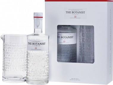 The Botanist Gin 0,7l kazeta + sklenice