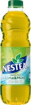 Nestea Green Tea Lime&Mint 0,5l - PET