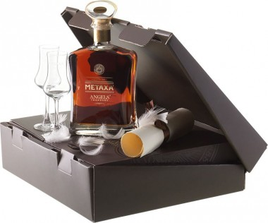 Metaxa Angles' Treasure + 2x sklo 0,7l