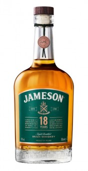 Jameson 18 let 0,7l