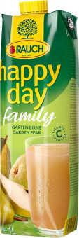 Rauch Happy day Family hruška 1l