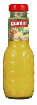 Granini Ananas 0,2l sklo - vratná lahev