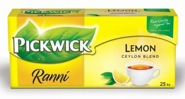 Pickwick ranní s citronem 25x1,75g