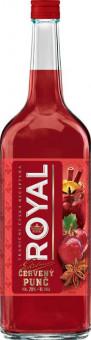 Punč červený 1l - Royal