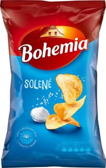 Bohemia chips jemně solené 140g