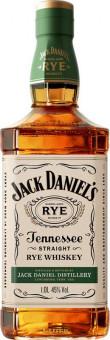 Jack Daniel's Rye whiskey 1l
