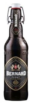 Bernard tmavý ležák 0,5l - vratná lahev