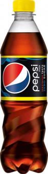 Pepsi bez kalorií 0,5l - PET