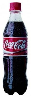 Coca cola 0,5l - PET