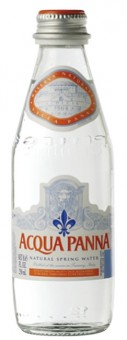 Acqua Panna 0,25l sklo
