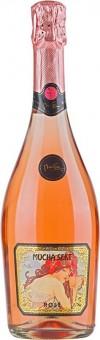 Mucha Sekt rosé 0,75l