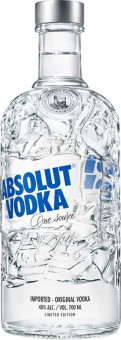 Absolut vodka Recycled 0,7l