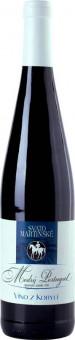 Svatomartinské Modrý Portugal 0,75l - Patria Kobylí