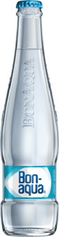 Bonaqua neperlivá 0,25l sklo - vratná lahev