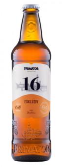 Primátor 16 Exkluziv 0,5l - vratná lahev