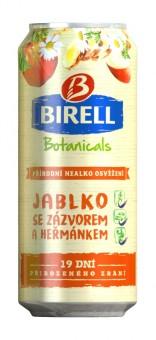 Birell Botanicals Jablko se zázvorem a heřmánkem 0,4l - plech