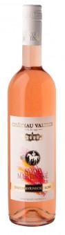 Svatomartinské Svatovavřinecké rosé 0,75l - VS Valtice