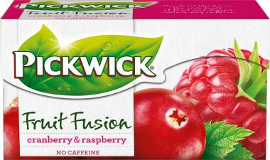 Pickwick Brusinky s malinami 20x1,5g