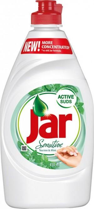 Jar Sensitive Tea Tree & Mint 450ml