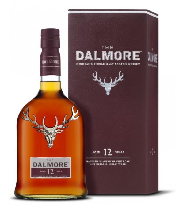 Dalmore 12 let 0,7l