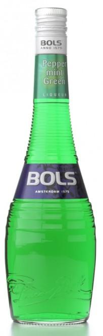 Bols Pepermint Green - likér z máty peprné 0,7l