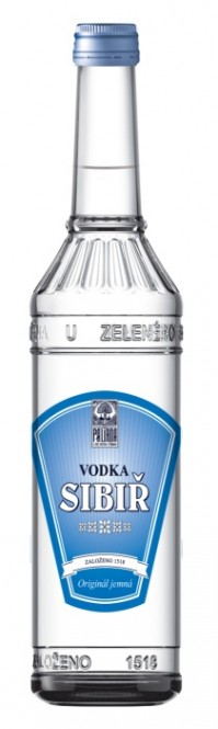 Vodka Sibiř 0,5l