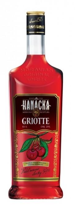 Griotte Hanácká 0,5l