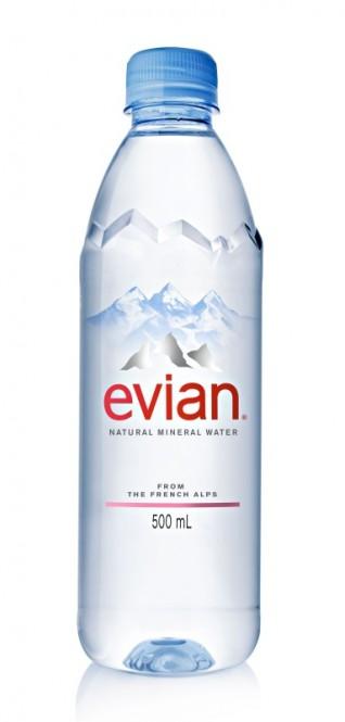 Evian 0,5l - PET