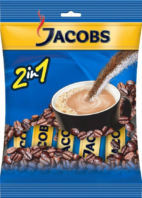 Jacobs 2v1 10x14g
