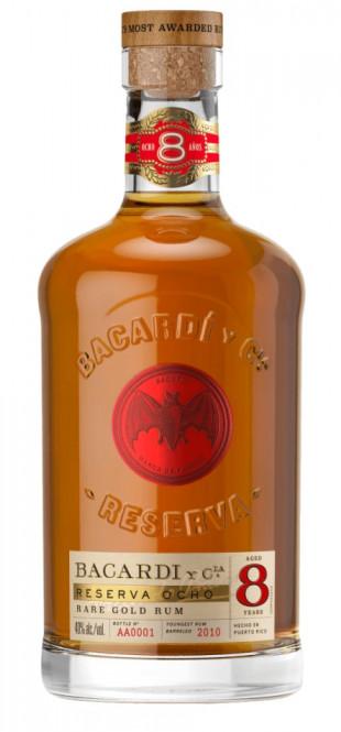 Bacardi Reserva Ocho 8 YO 1l