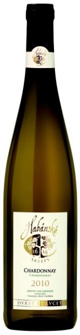 Chardonnay 0,75l - Habánské sklepy