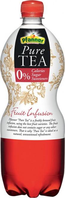 Pfanner Pure tea fruit infusion 1l - PET