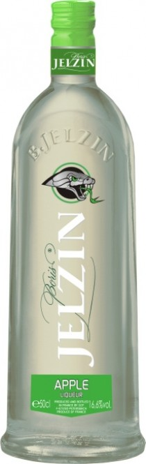 Boris Jelzin Apple 0,5l