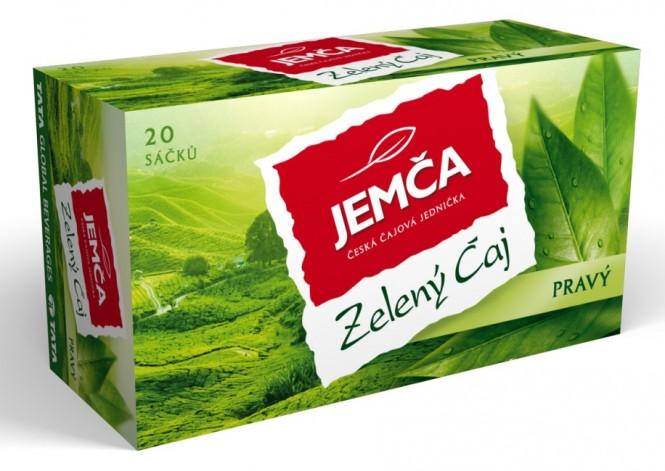 Jemča Zelený čaj 20x1.5g