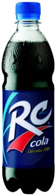 RC cola 0,5l - PET