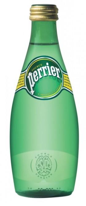 Perrier 0,33l sklo