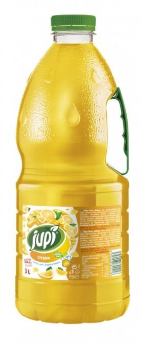 Ovocný sirup JUPÍ citron 3l - PET