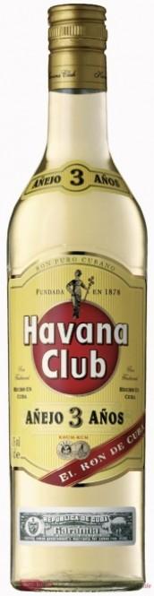 Havana Club Aňejo 3 aňos 0,7l
