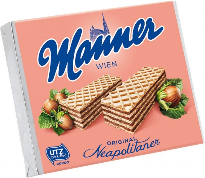 Manner Neapolitaner 75g