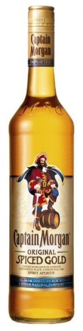 Captain Morgan Spiced Gold 0,5l