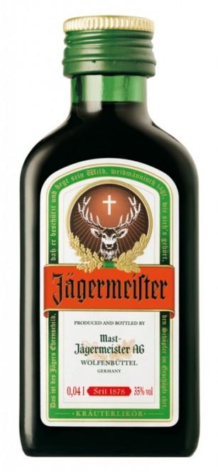 Jägermeister 0,04l