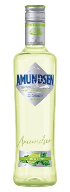 Amundsen Lime & Mint 0,5l